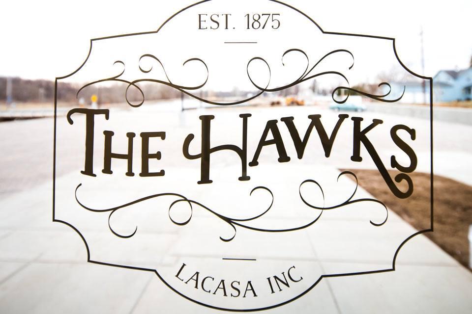 the hawks apartments winter