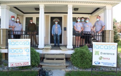 Home repairs begin – Work begins for 30th annual Help-A-House program