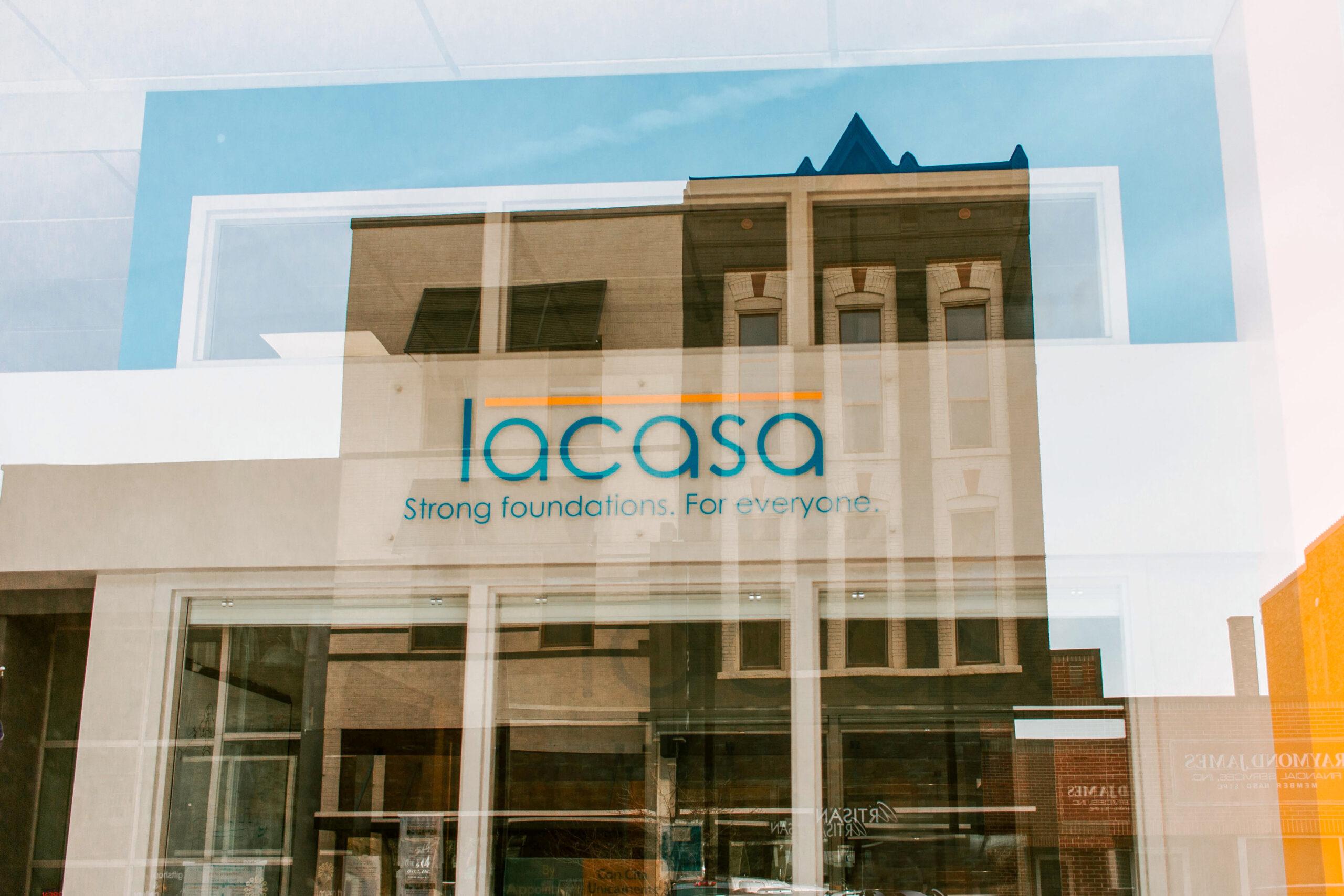 Lacasa office building